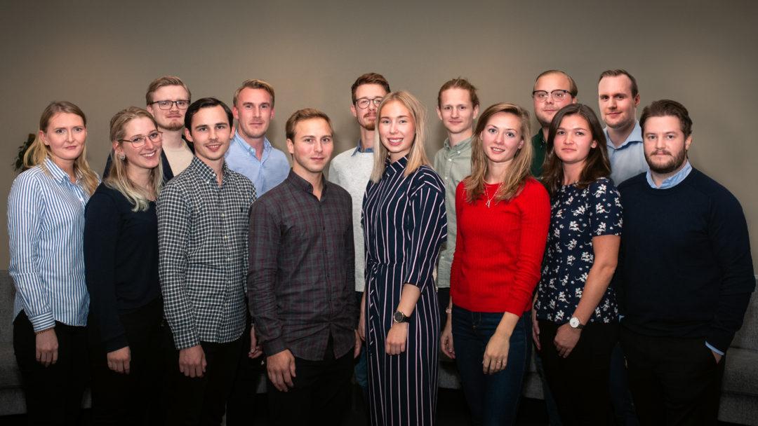 Över 30 toppstudenter har nu kickstartat sin karriär som trainees hos värmländska arbetsgivare
