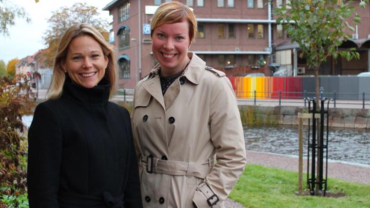 Mellansvenska Handelskammaren i P4 Gävleborg
