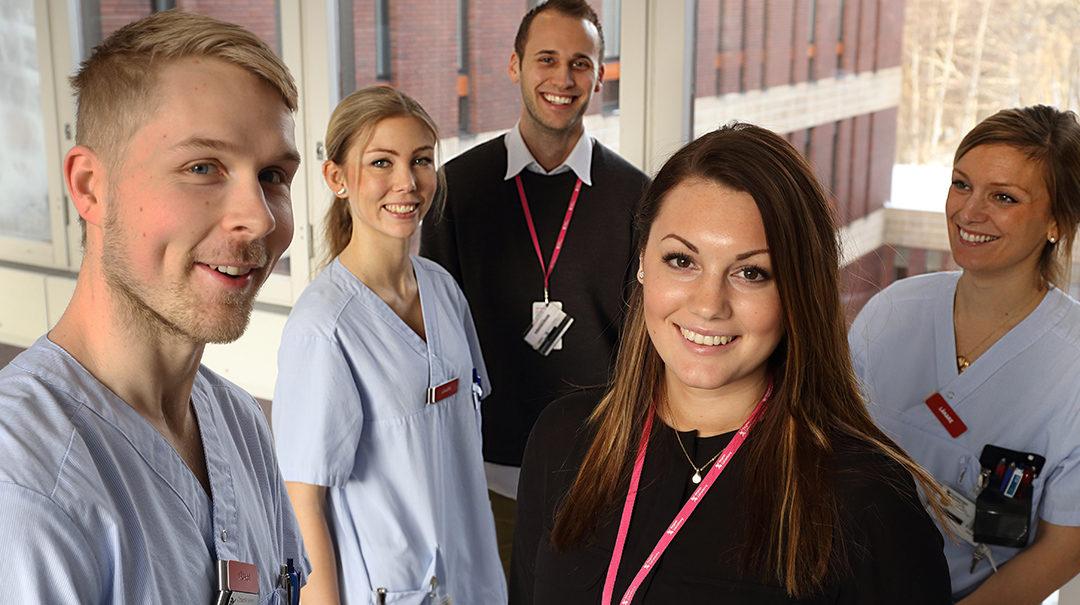 (OBS! TILLSATT) Region Gävleborg söker Graduate trainee inom HR-Human Resources