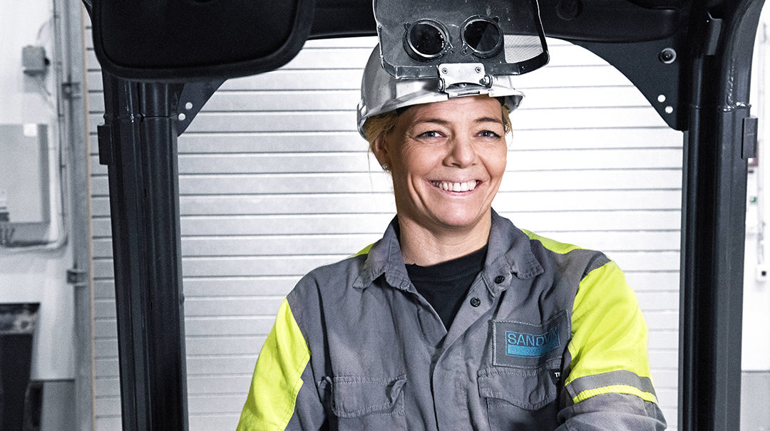 (OBS! TILLSATT) Sandvik söker graduate trainee inom IT Infrastructure development