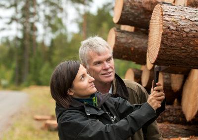 (OBS! TILLSATT) Sveaskog söker Graduate trainee inom produktion och logistik