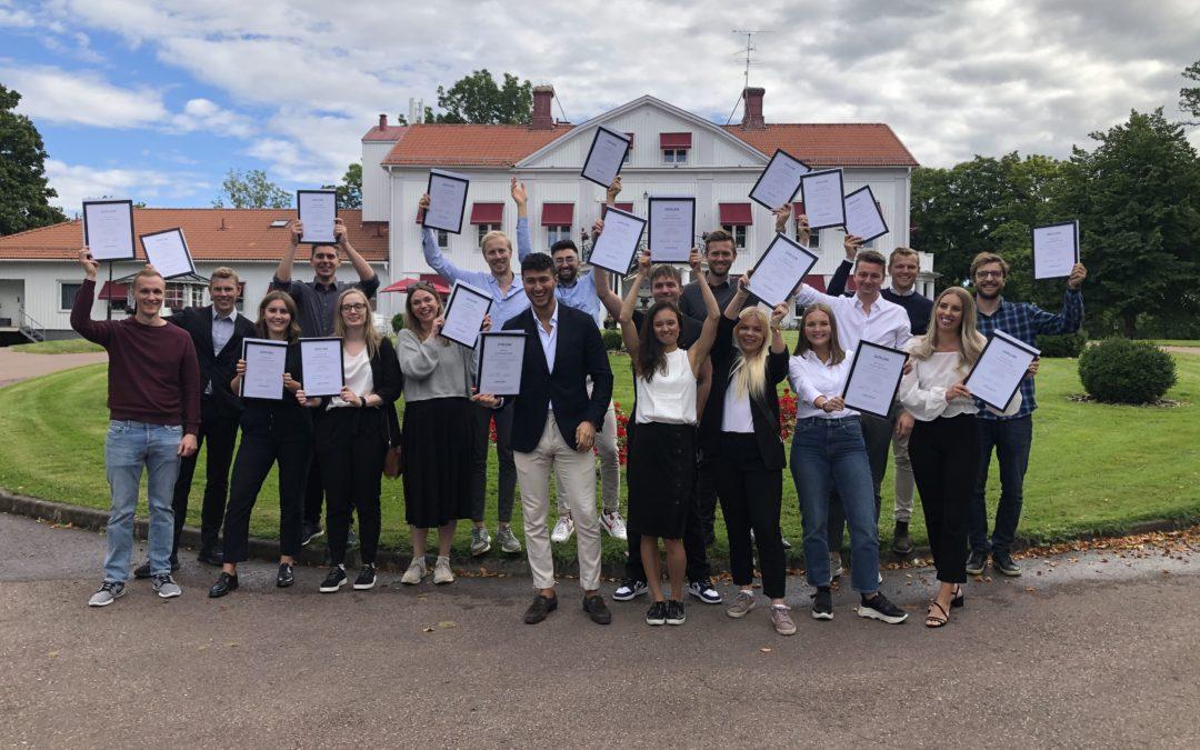 86 talanger har startat sin karriärer hos Värmlands och Gävledalas bästa arbetsgivare